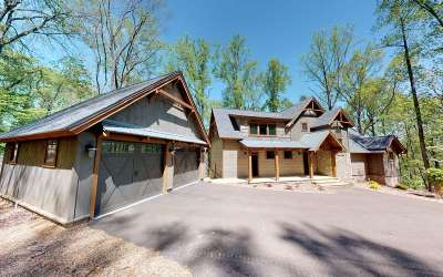 Ellijay Single Family Home For Sale: Lt 31 Greystone Trace