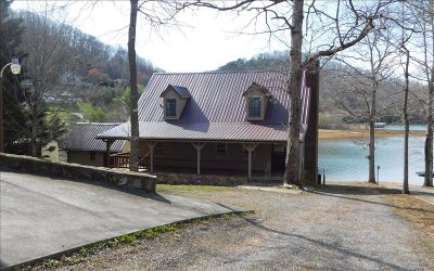 Hiawassee Single Family Home For Sale: 485 Twin Oaks Dr.