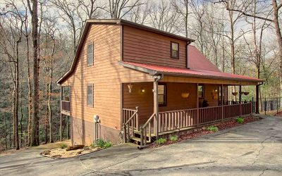 Blairsville Single Family Home For Sale: 188 Autumn Lane