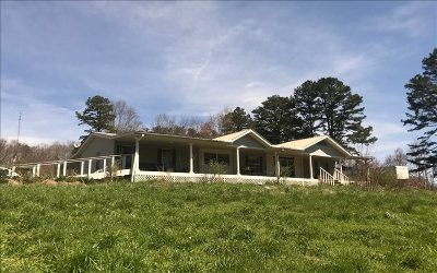 Blairsville Single Family Home For Sale: 160 W. Anderson Road