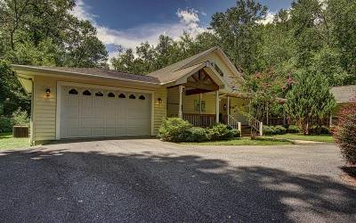 Blairsville Single Family Home For Sale: 202 Creekmont Drive