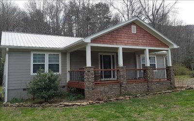 Hayesville Single Family Home For Sale: 191 Forest Cove Trail