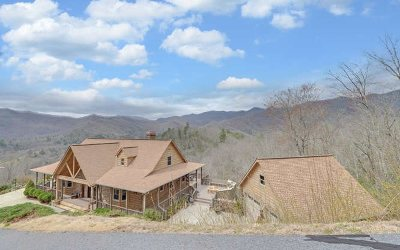 Hiawassee Single Family Home For Sale: 7119 Tantrough Road