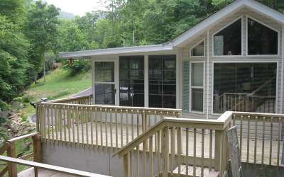 Hayesville Single Family Home For Sale: 57 Pounding Mill Cove