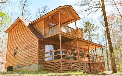 Ellijay Single Family Home For Sale: 5807 Hwy 382 West