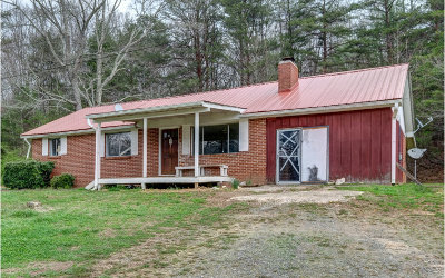 Cherokee County Single Family Home For Sale: 11676 Hwy. 64 W