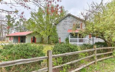 Ellijay Single Family Home For Sale: 59 Scenic Way