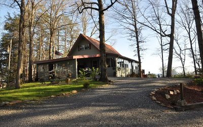 Mineral Bluff Single Family Home For Sale: 236 Dividing Ridge Road