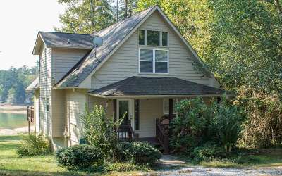 Blairsville Single Family Home For Sale: 112 White Dove Lane