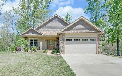 Hayesville Single Family Home For Sale: 629 McClure Dr