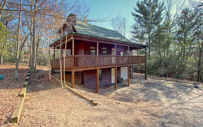 Blairsville Single Family Home For Sale: 333 Sam Dye Road