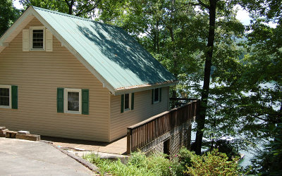 Hayesville Single Family Home For Sale: 410 Hidden Cove Lane