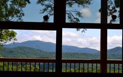 Blue Ridge Single Family Home For Sale: # 9 Aska Highlands