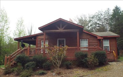 McCaysville Single Family Home For Sale: 194 Friendly Lane