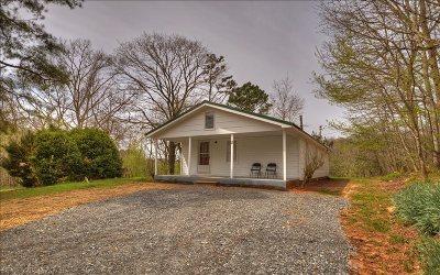 Ellijay Single Family Home For Sale: 11 Whisper Ln