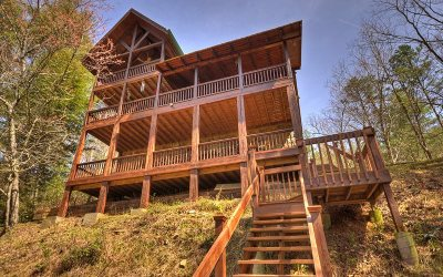 Ellijay Single Family Home For Sale: 275 Cascade Point