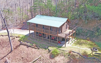 Hiawassee Single Family Home For Sale: 468 North Ruby Lake Dr.