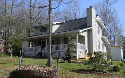 Blairsville Single Family Home For Sale: 513 Gibbs Road