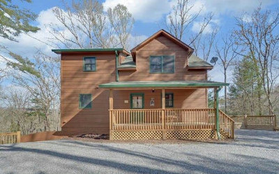Ellijay Single Family Home For Sale: 104 Bailey Way