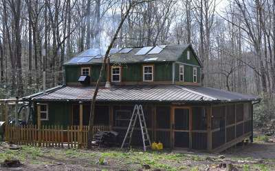 Cherokee County Single Family Home For Sale: 1939 Shoal Creek Road