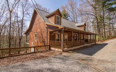 Ellijay Single Family Home For Sale: 237 Rapsody Circle