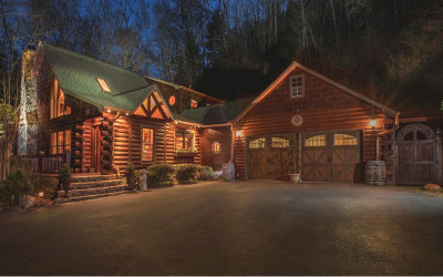 Blue Ridge Single Family Home For Sale: 1519 Mountain Tops Rd
