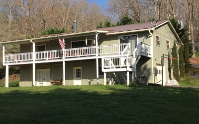 Hayesville Single Family Home For Sale: 75 Dogwood Drive