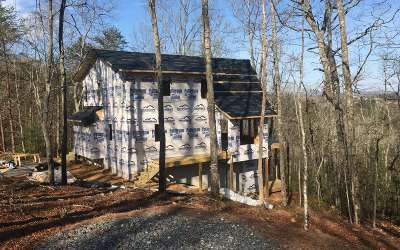 Blue Ridge Single Family Home For Sale: Lot 4 Bear Claw Ridge