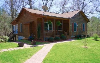 Mineral Bluff Single Family Home For Sale: 224 River Hills Road