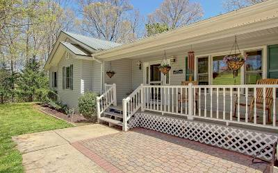 Blairsville Single Family Home For Sale: 1079 Nottley Dam Rd.