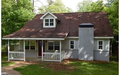Hiawassee Single Family Home For Sale: 2760 Fodder Creek Road