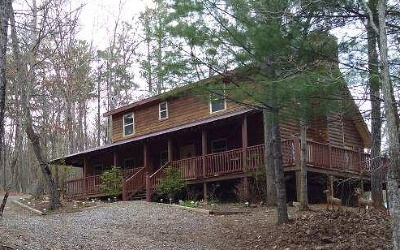 Blairsville Single Family Home For Sale: 592 Pit Road