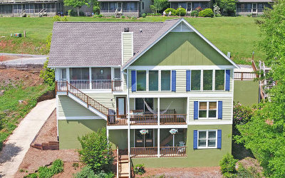 Hayesville Single Family Home For Sale: 113 Tranquil Cove Rd