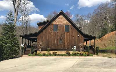 Hayesville Single Family Home For Sale: 473 Double Knobs Drive