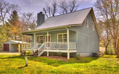 Blue Ridge Single Family Home For Sale: 101 Quail Run