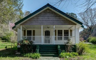 Murphy Single Family Home For Sale: 844 Connaheta Street