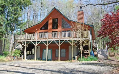 Cherokee County Single Family Home For Sale: 56 Smith Knob Road