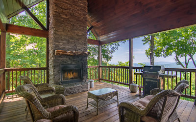 Mineral Bluff Single Family Home For Sale: 207 Mountain High Trail