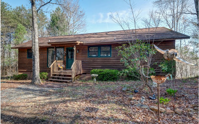 Cherokee County Single Family Home For Sale: 209 Seldom Seen Lane