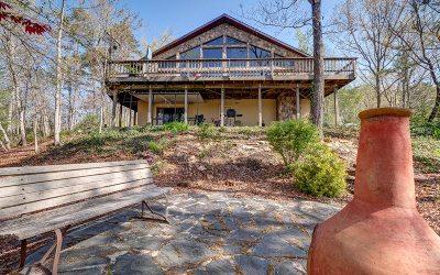 Murphy Single Family Home For Sale: 1771 Barnett Rd