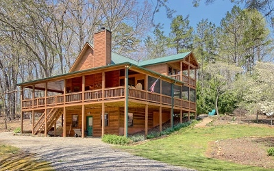 Blairsville Single Family Home For Sale: 110 Nicholson Farm Road