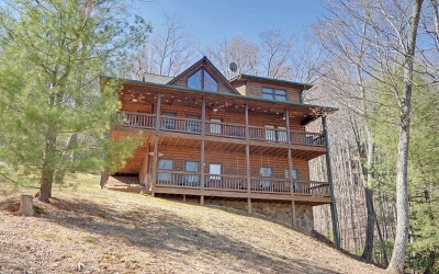 Blairsville Single Family Home For Sale: 520 Sweetbay Dr