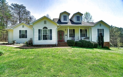 Blairsville Single Family Home For Sale: 165 Havenwood Road