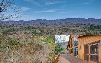 Cherokee County Single Family Home For Sale: 300 Hawkeye Trail