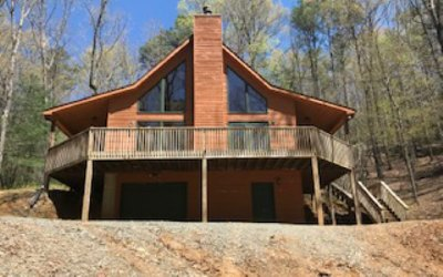 Ellijay Single Family Home For Sale: 747 Litmus Ct.