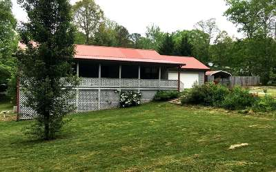 Blairsville Single Family Home For Sale: 557 Hawks Nest Rd.