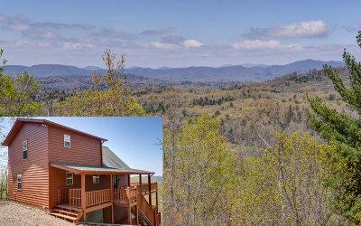 Cherokee County Single Family Home For Sale: 568 Raccoon Ridge