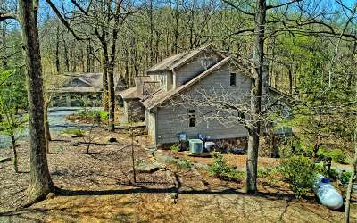 Jasper Single Family Home For Sale: 1753 Sunrise Ridge
