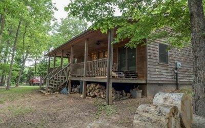 Blairsville Single Family Home For Sale: 76 Margie Lane