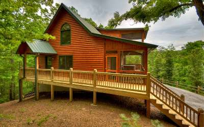 Blue Ridge Single Family Home For Sale: 375 S Dream Catcher